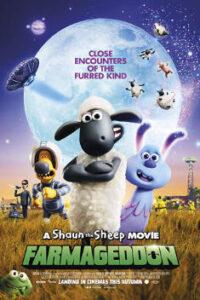 استاپ موشن یا انیمیشن گوسفند ناقلا، فارماگدون -A Shaun the Sheep Movie بره ناقلا، آراستاپ موشن