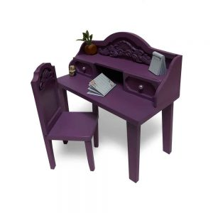میز تحریر مینیاتوری ، محصول سفارشی ، ماکت ، مینیاتوری ، استاپ موشن ، دکور ، آراستاپ موشن