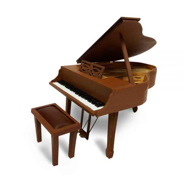 پیانو مینیاتوری ، پیانو مینیاتوری