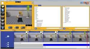 نرم افزار iKITMovie - نرم افزار ساخت استاپ موشن - نرم افزار استاپ موشن ساز