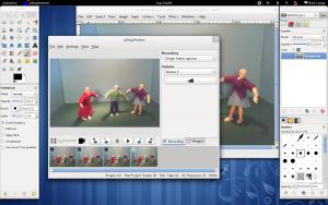 نرم افزار qStopMotion - برنامه استاپ موشن ساز - ساخت استاپ موشن