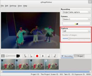 نرم افزار qStopMotion - برنامه استاپ موشن ساز - ساخت استاپ موشن - نرم افزار استاپ موشن - برنامه کیو استاپ موشن
