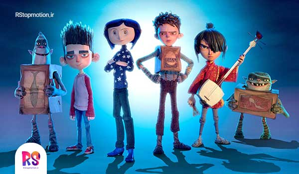 انیمیشن عروسکی ، استاپ موشن عروسکی ، استاپ موشن ، عروسکی ، لایکا ، آراستاپ موشن